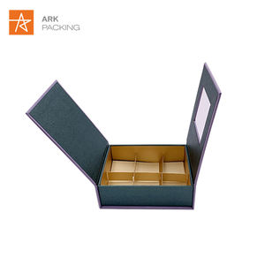 Online new Disposable Cool Rigid Carton Folding Chocolate Box