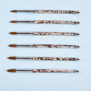 China Wholesale Professional Kolinsky Acrylic Nail Art Brush