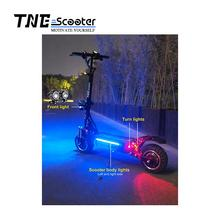 2020 TNE creator  best powerful 3600w  6200w 120km high speed off road electric scooter for adults