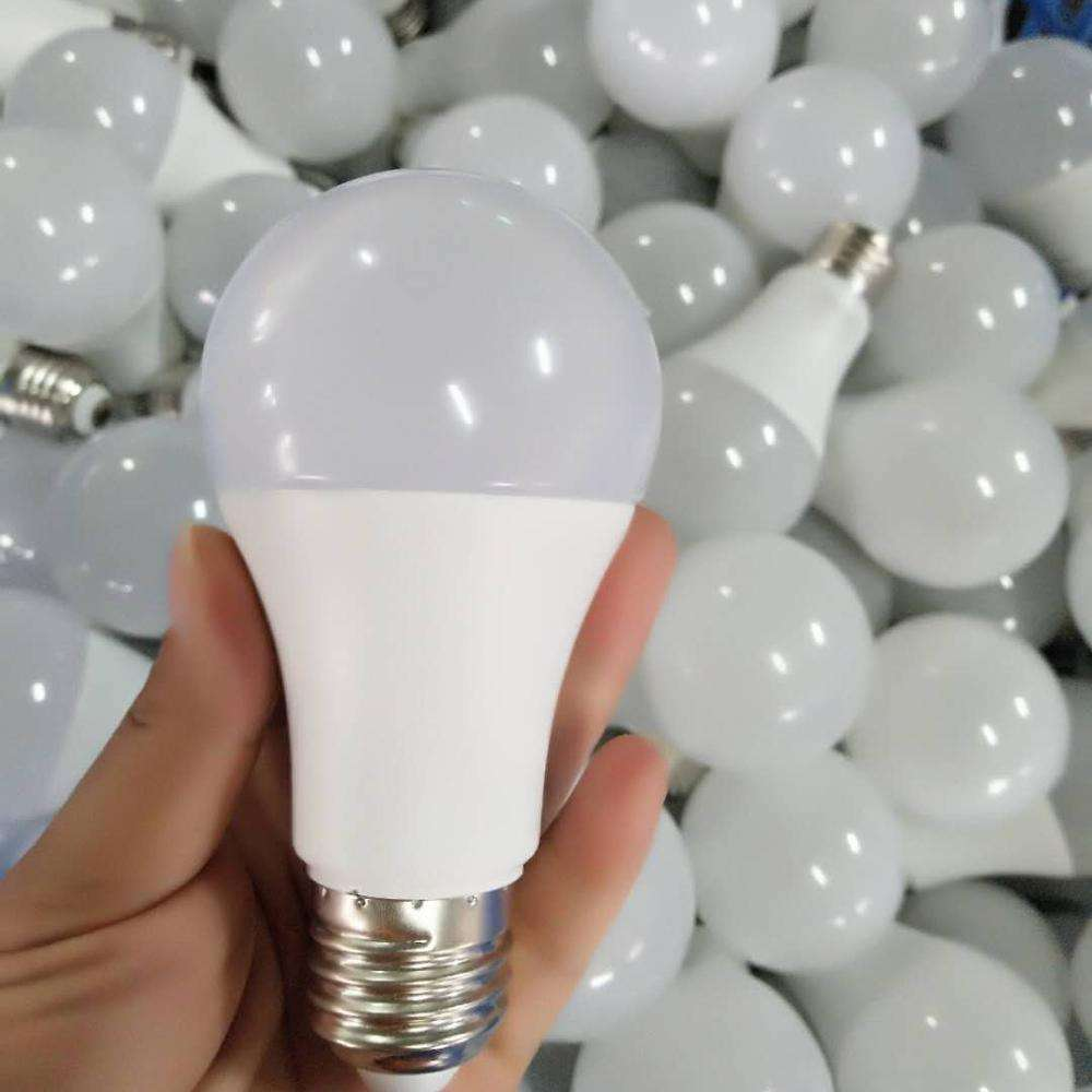 Factory mass production A60 a19 90lm/w 3-18w B22 E27 RA>80 90 high lumen 3-18w LED BULB led lamp led light