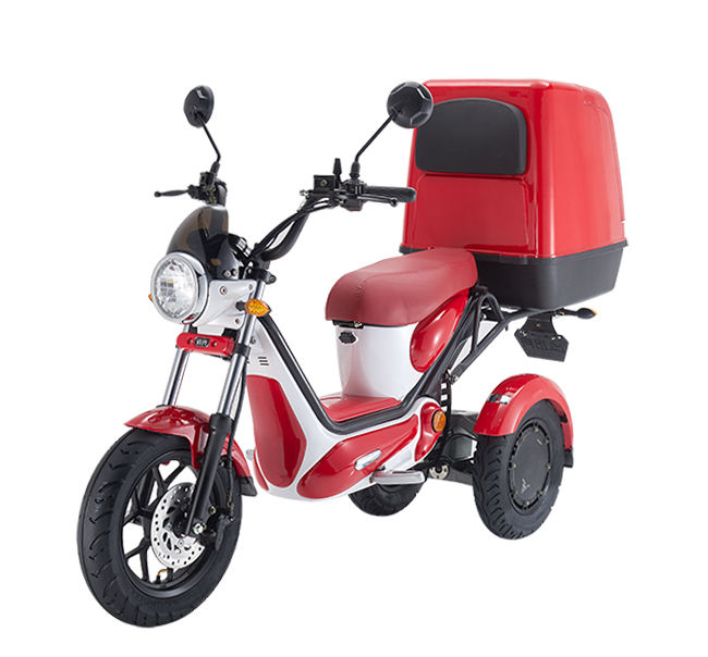 Engtian newest design high quality model electric tricycle eec coc fashionable with removable battery mobility e scooters
