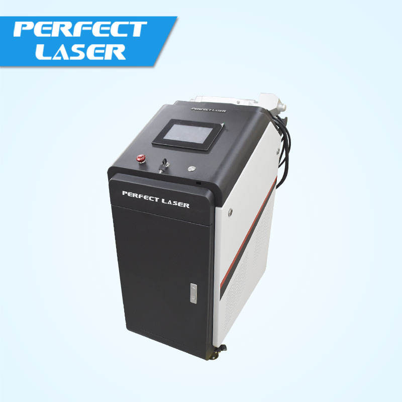Metal, Rubber, Plastic, Valuable Instrument Laser Cleaning Machine for Rust, Paint, Oil, Dust Cleaning