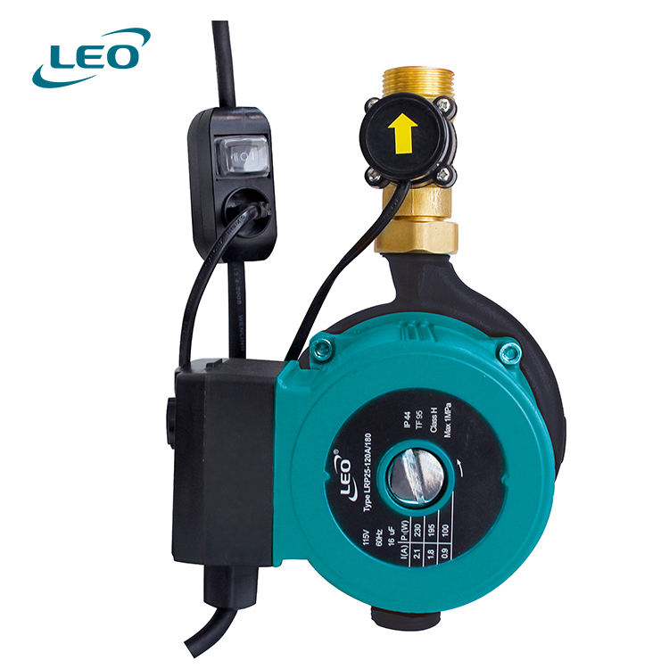 LEO Domestic Home Use Hot Water Energy Efficiency Circulation Pump