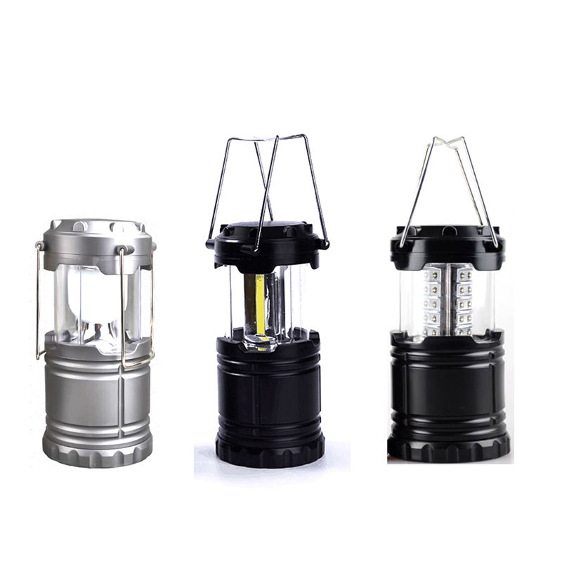 Hot selling LED camping light AA dry battery LED lantern for outdoor