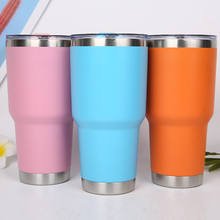 Hot selling stainless steel mug personalized vacuum tumbler PEPCO custom logo double wall cup