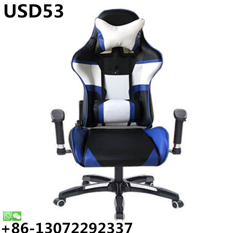 manufacturer metal frame racing chair pc online game chair gaming ergonomic
