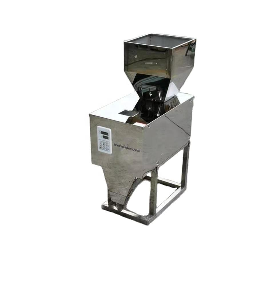 3000グラムSmall Powder Filling Machine Fillingのため20-3000グラムBeans Dry Spice Weight Filling Machine Grains Filling Machine