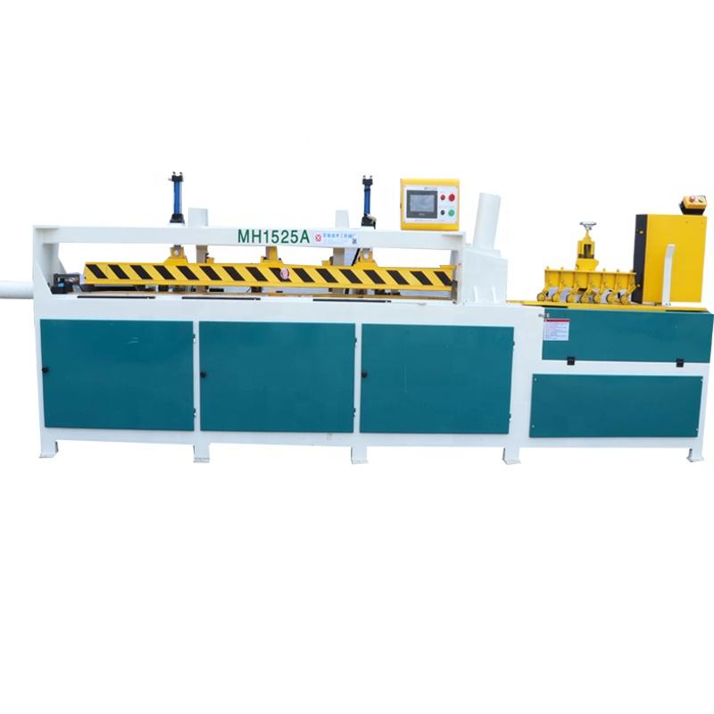 MH1525A woodworking machine full automatic finger joint assembler machine