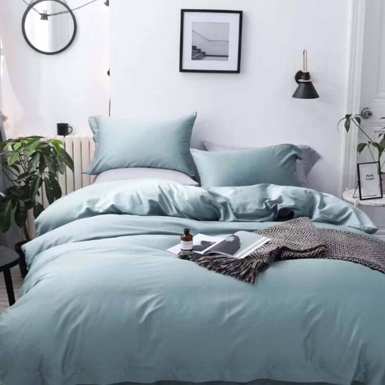 2019 Trending Hot 100% Cotton Luxury Girl Bedding Sets Duvet Cover Bed Sheet Pillowcases Queen Bedding Sets