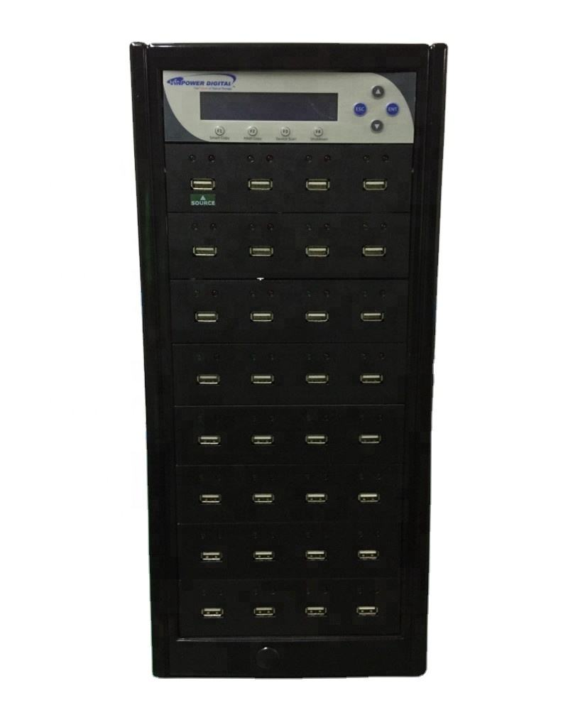 Economy Flash Drive SD MicroSD TF Card Duplicator 31 Target