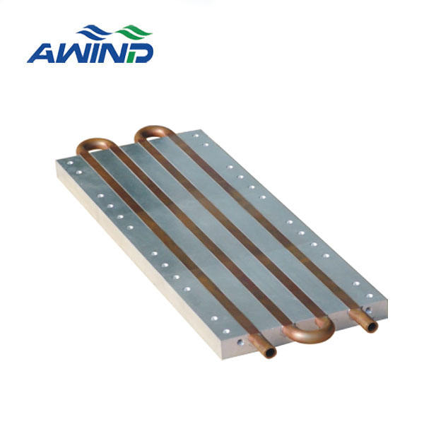 Cairan Pendingin Piring Heatsink Air Cooled Heat Sink