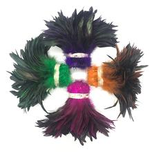 Wholesale 15-20cm Rooster feathers, stage decoration