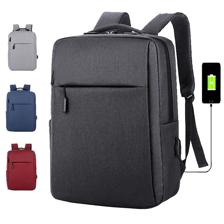 Waterproof Oxford custom laptop backpack bags for men