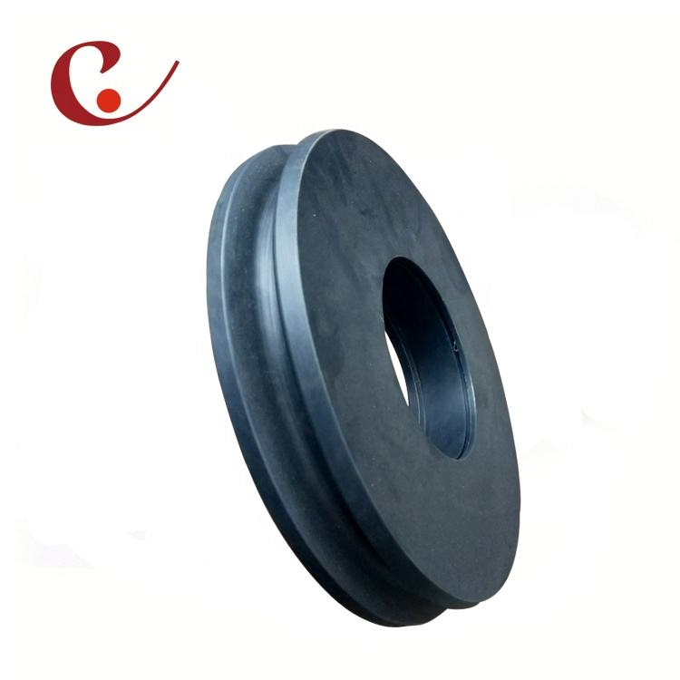 nylon bearings wheel pulley rope sheave pulley plastic v belt pulley