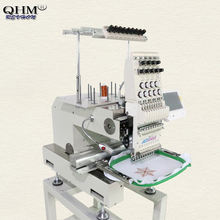 Big Sale!!! Same As Brother High quality single head for mini flat/t-shirt/hat sewing computer embroidery machine