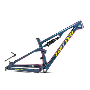 New full suspension 29er carbon mountain bike frame 27.5 for down hill