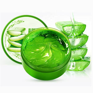 Amazon Best ขายธรรมชาติ Soothing Moisture 100% Pure Aloe Vera Soothing Gel