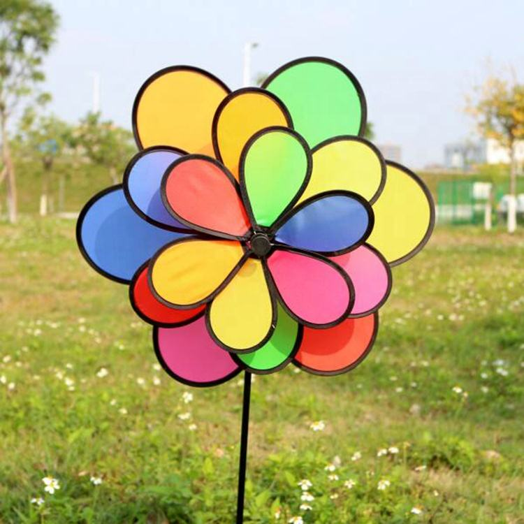 Latest 2020 Beautiful Decorative Yard Windmills