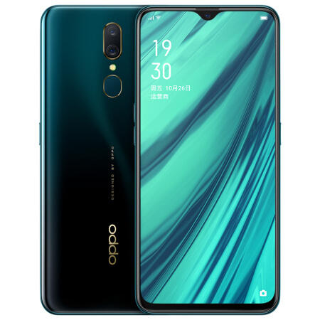 "OPPO A9 SmartPhone 4G LTE MT6771V Octa Core 6.53"" 6+128G Back Fingerprint 16MP 3D Body 4020mAh Android 8.1 Cellphone"