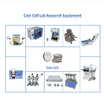 A full Set Coin Cell Lab Research Assembly Equipment for Battery Lab Line