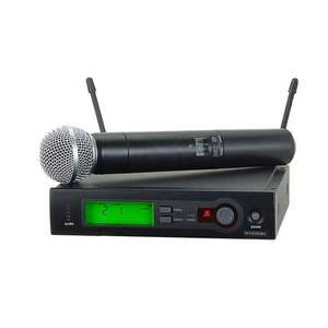 GAW-SLX4 Microphone Wireless Handheld Mic With High Quality