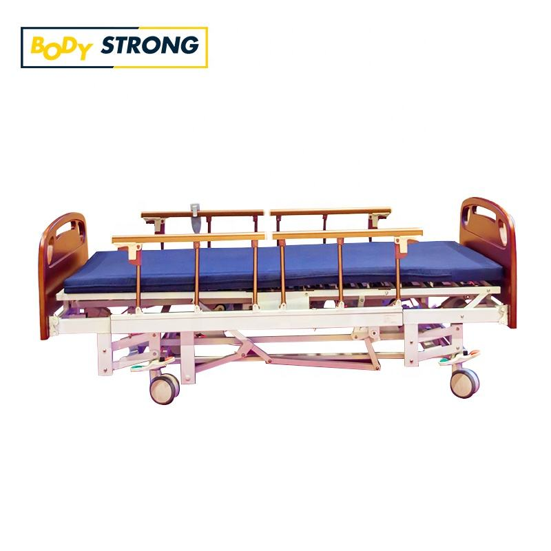 Home Care Hospital Patting Back Electric Medical Bed