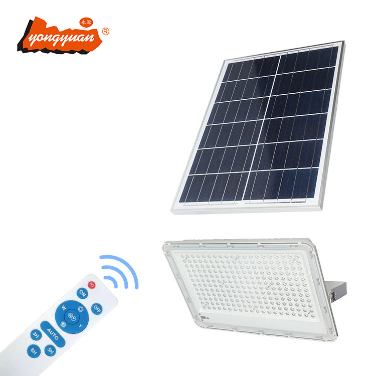 Court stadium parking lot outdoor waterproof IP67 60 100 150 240 w led solar floodlight