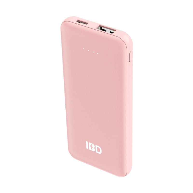 IBD2020 ultra slim power bank, 5000mah tragbare powerbanks, mini benutzerdefinierte power bank logo