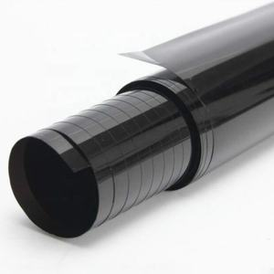 Black Car Window Foils Tint Tinting Film Roll Car Auto Home Window Glass Summer Solar UV Protector Sticker Films