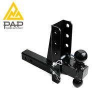 Professional Manufacturing With High Quality Trailer Adjustable Drop Hitch