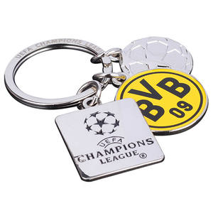 Bulk Brazil Soccer Clubs Football Keychains Sports Race Basketball Baseball Keychains With Logo Designer Wholesale