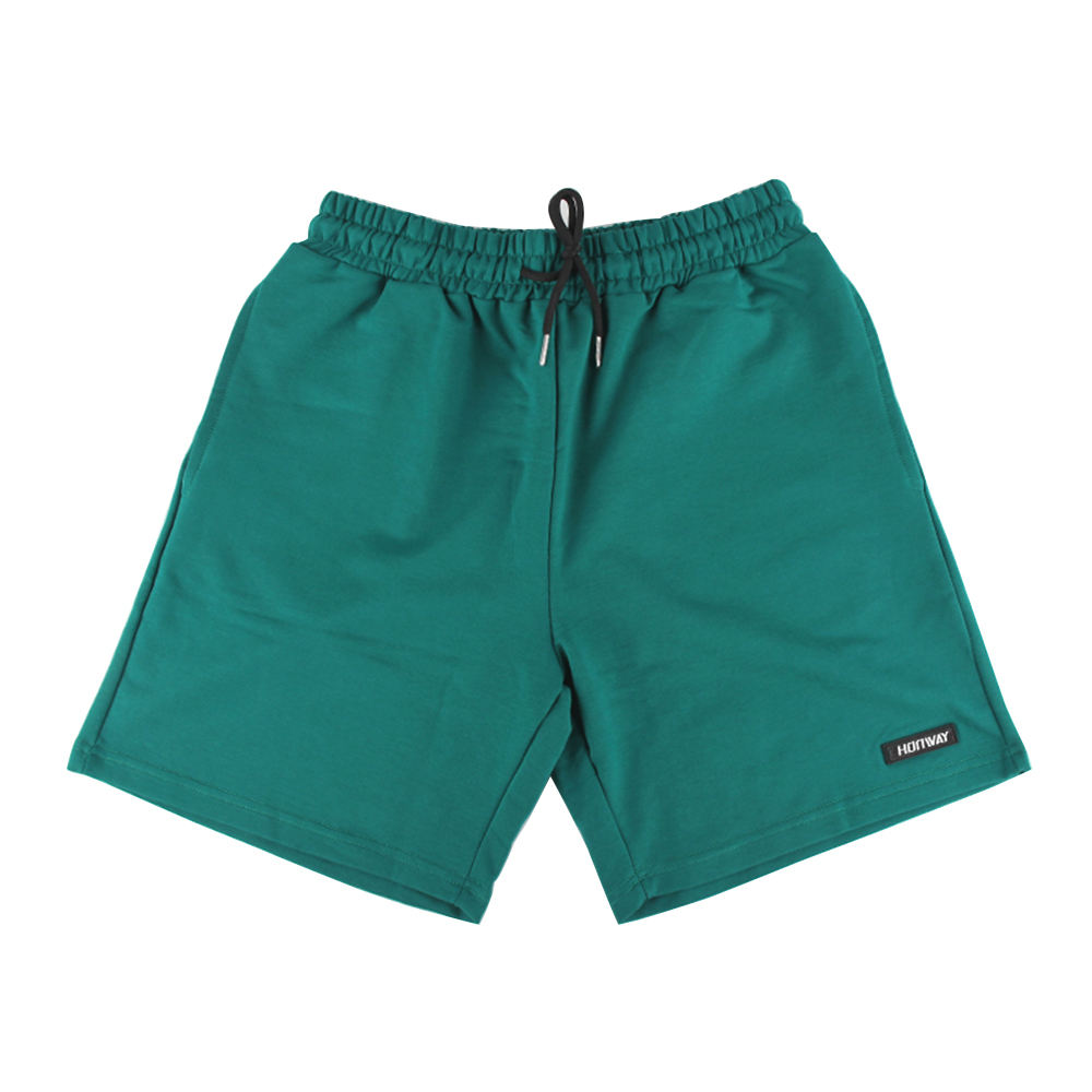Simple And Comfortable High-Quality Fabric Custom Color Cotton Pull Frame Cloth Drawstring Shorts For Men And Women
