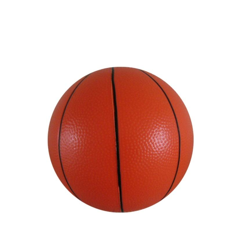 Eco friendly PVC Customized Logo Printing Toys Basketball