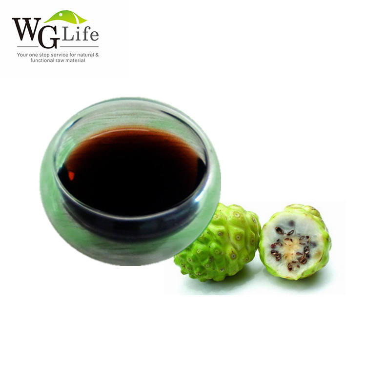 Hot Sale noni organic fruit juice syrup supplier brands for prevent cancer