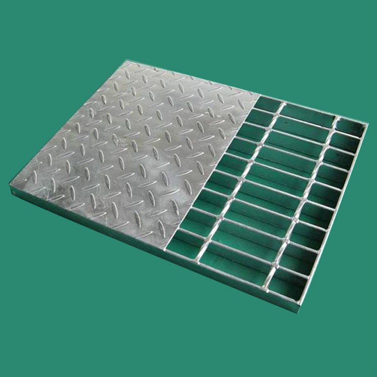 Standard weight prices stainless galvanized mild compound steel grating