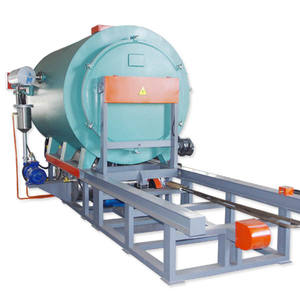 spinneret cleaning machine 500 celsius degree calcining furnace