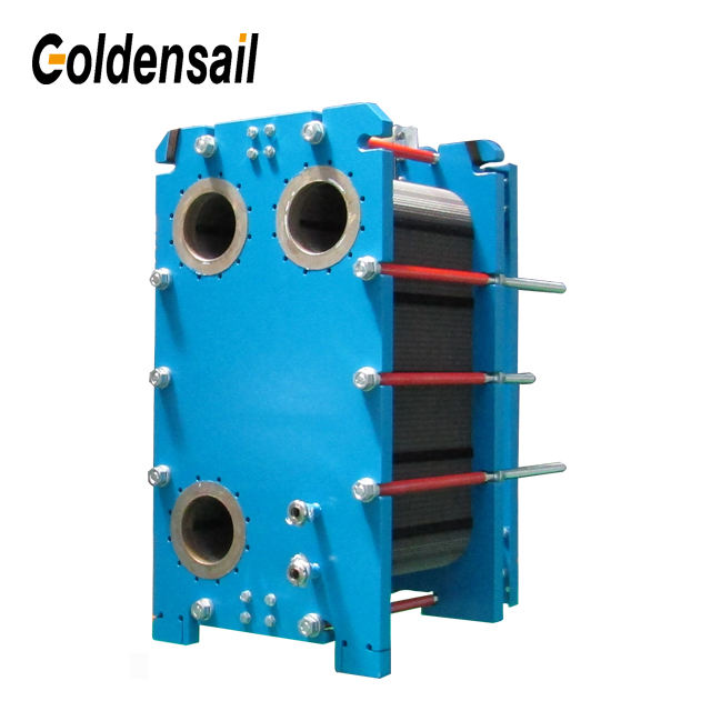 OEM Stainless Steel Plate Heat Exchanger Citrus Juice Industry