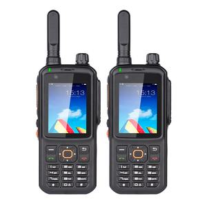 Inrico mobile radio vhf uhf gsm phone walkie talkie T298S