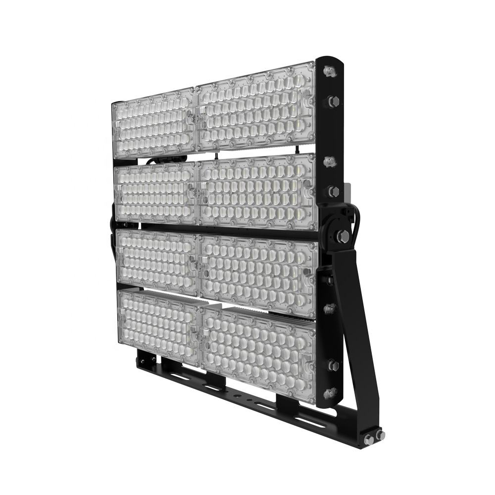 IP67 LED stadium lights 1000W asymmetric flood light led 960w with long lifespan for outdoor stadium sport golf court lighting