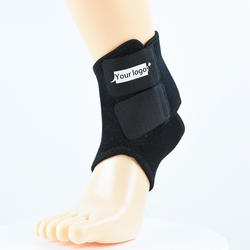 Elastic Ankle Support Compression Strap Achilles Tendon Brace Foot Sprain Protect