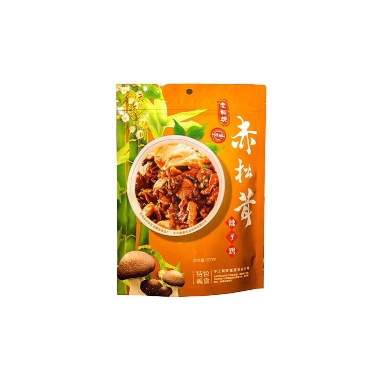 Hot Selling Product Spicy Chicken And Mushroom Chinese Spicy Snack Food