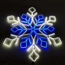 LED snowflakes Motif Lights For Christmas decoration lights  outdoor decoration light waterproof