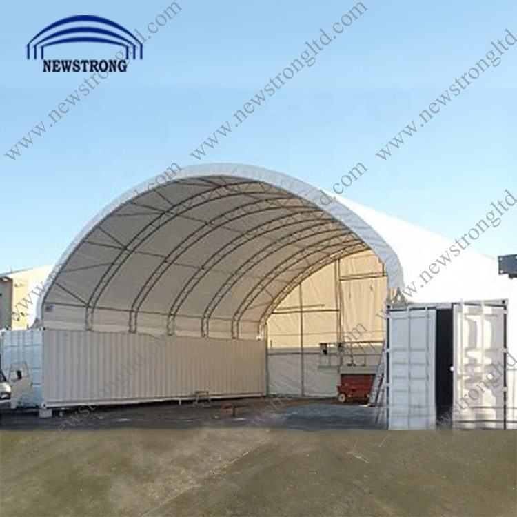 40' Container Canopy/Shelter