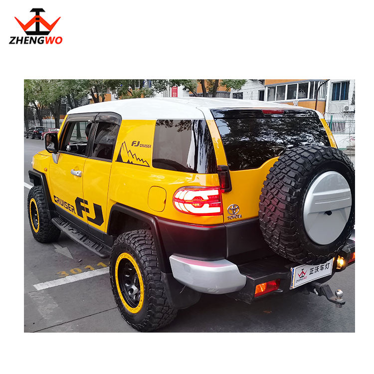 Wholesales Tuning Accessories Led Tail Lamp For FJ Cruiser 2007-2020 Tail Light