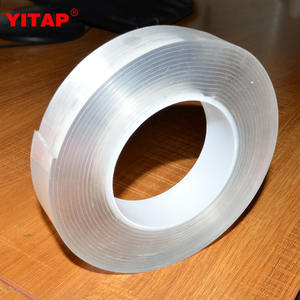Jelas PU Tahan Air Kain Garis Jahitan Moisture Protection Tape