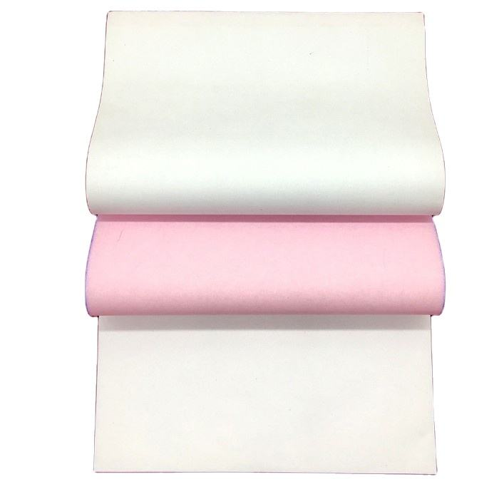 Factory Price 5 years image life 3ply 4ply NCR copy carbonless paper