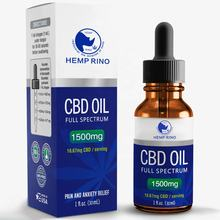 OEM  CBD Full Spectrum Oil Tincture Extract For Anxiety Pain Relief