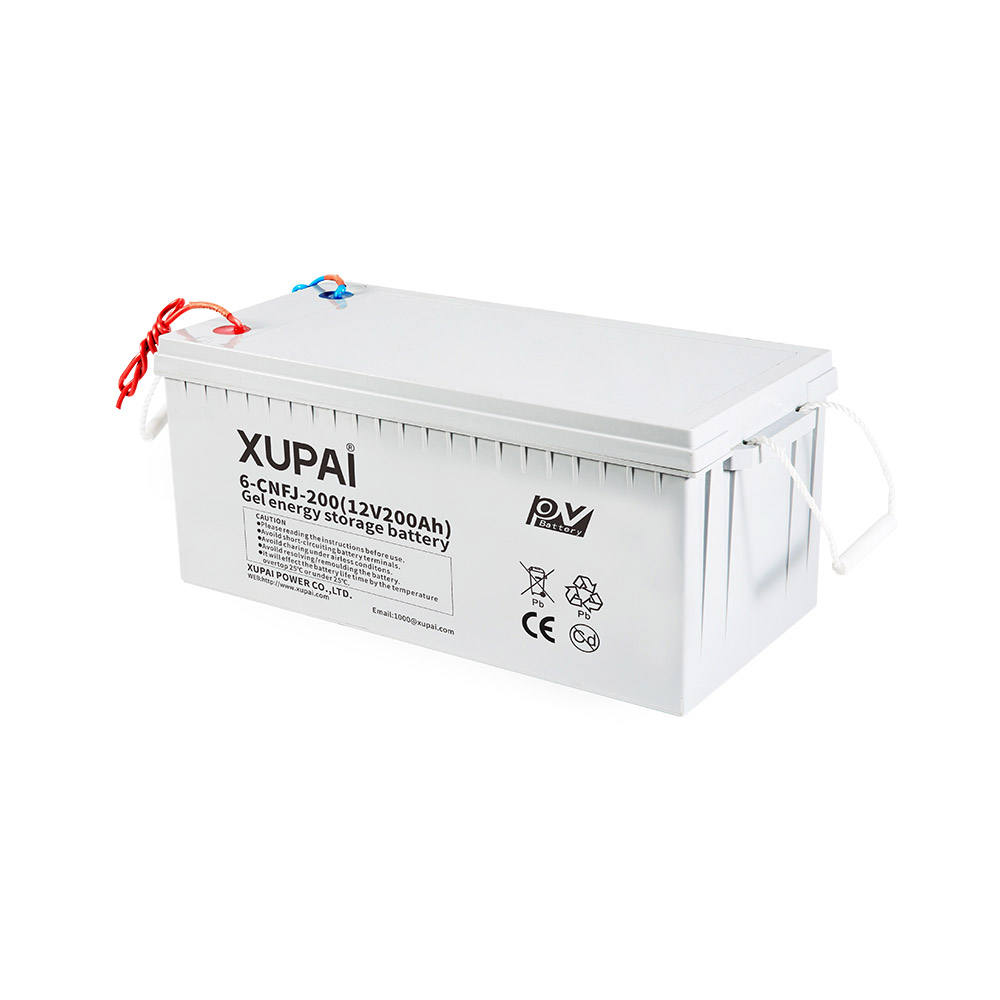 Hot selling 6-CNFJ-200 24v 200ah 10 kwh lithium battery for solar storage with low price