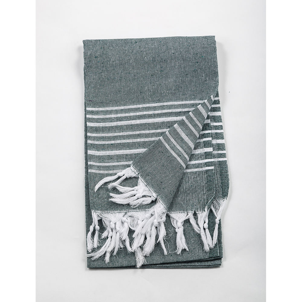 Economical 213gr 80*170cm Stripe Peshtemal Turkish Hamam Beach Hotel Towel from Turkey