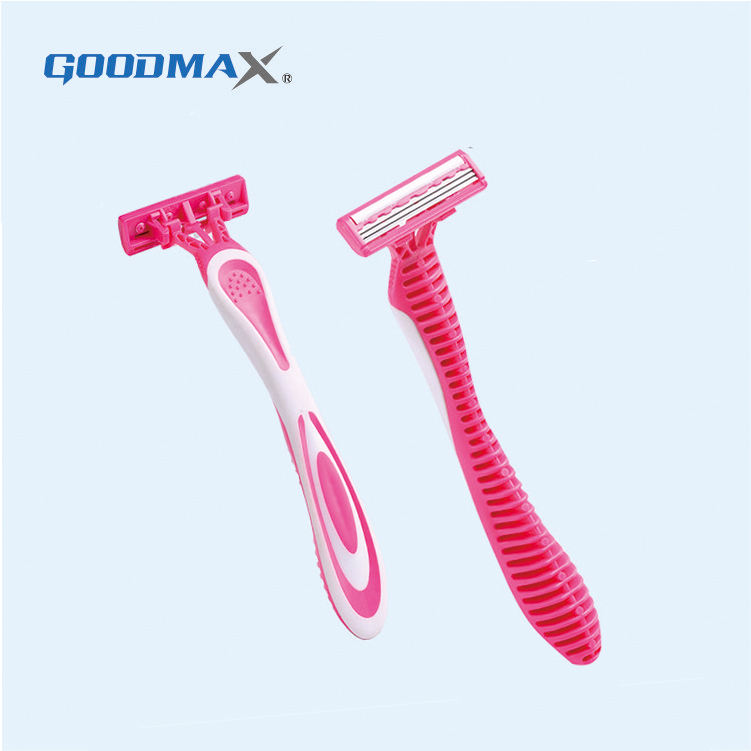 Triple Blade Personal Touch Safety Disposable Shaving Women Shaver